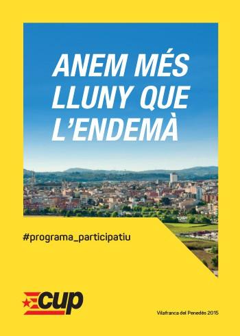 Viure a Vilafranca