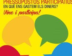 Un any més, la CUP de Vilafranca reivindica que es compleixi la moció de 2008 sobre pressupostos participatius
