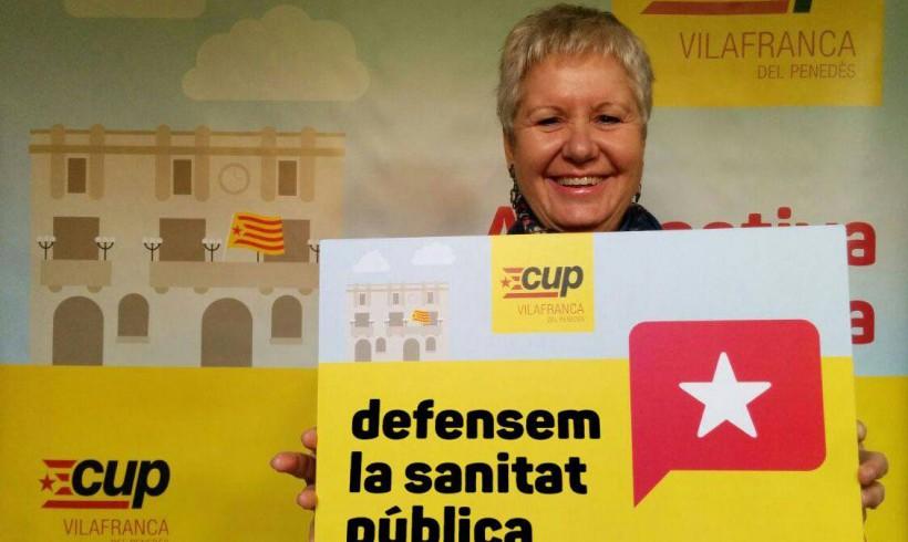 La CUP, ERC i VeC critiquen la manca de transparència per part de l'ajuntament en la situació de l'hospital.