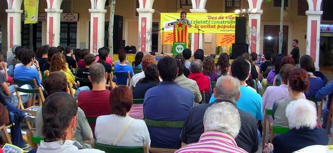 La CUP de Vilafranca convoca una assemblea per a valorar resultats,  encarar la nova legislatura i crida a la ciutadania a participar-hi