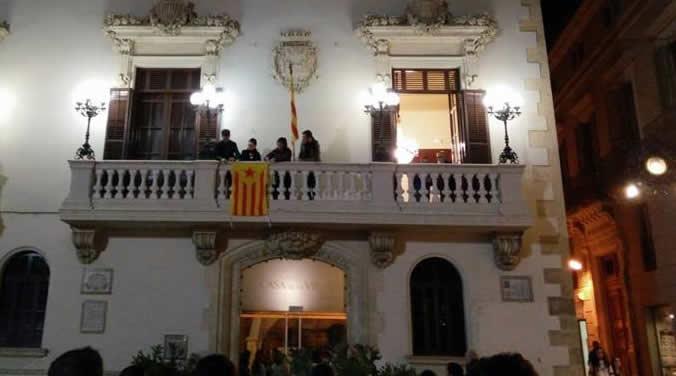 El Penedès en suport amb l'alcaldessa de Berga, Montse Venturós