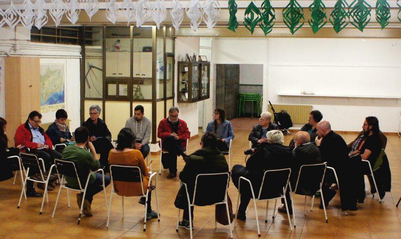 COMUNICAT | Un centre cívic per a l'Espirall de CUP, ERC i VeC