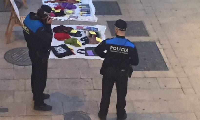 OPINIÓ | El govern municipal fa ús de l'ordenança de civisme per censurar la llibertat d'expressió