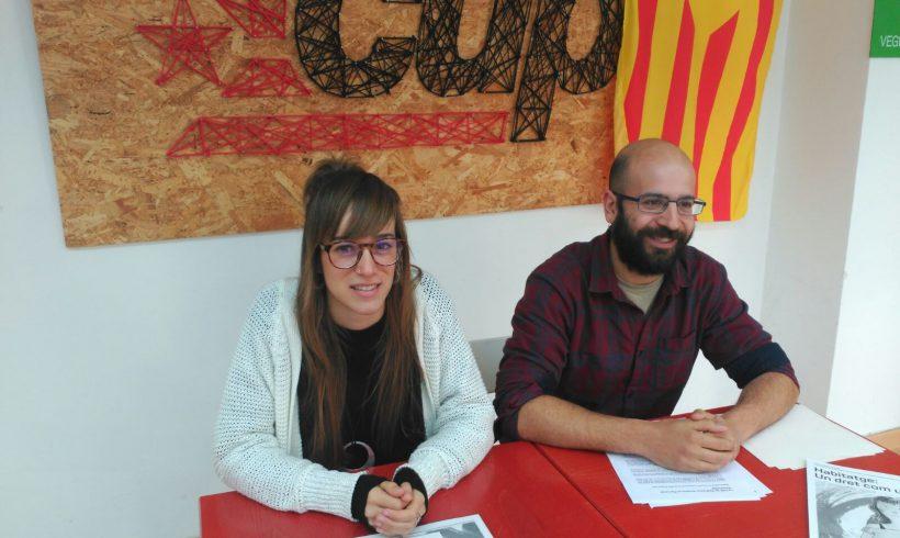 NOTÍCIA | La CUP de Vilafranca reclama un Pla Local d'Habitatge