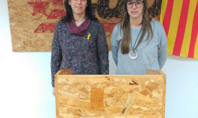 NOTÍCIA | La CUP demana al Consell Comarcal que repensi un contracte amb una empresa esquitxada per corrupció
