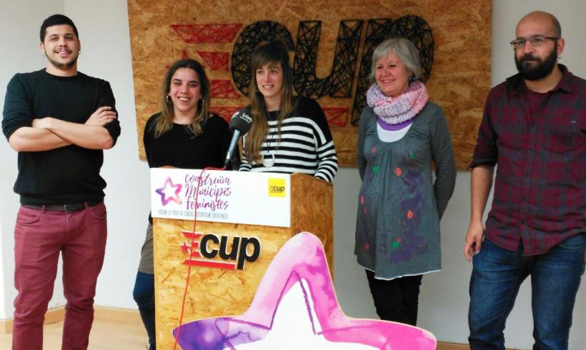 NOTÍCIA | La CUP proposa revisar l'urbanisme de la vila incorporant la perspectiva de gènere