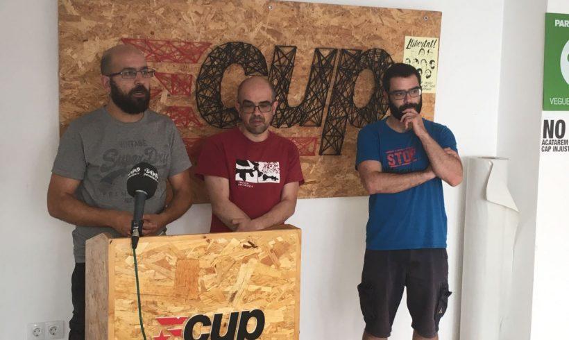NOTÍCIA   La CUP qüestiona la política d'habitatge de l'equip de govern i s'ofereix per trobar eines per solucionar-ne les mancances