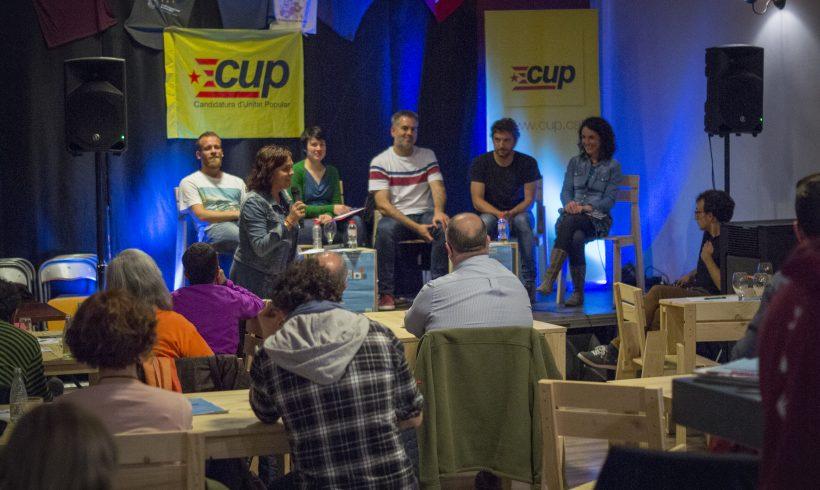 La CUP de Vilafranca va sotmetre a debat el model cultural de la vila