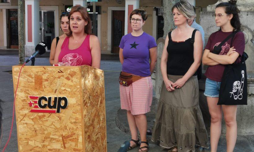 NOTÍCIA | La CUP de Vilafranca exigeix més presència de Punts Liles durant la Festa Major