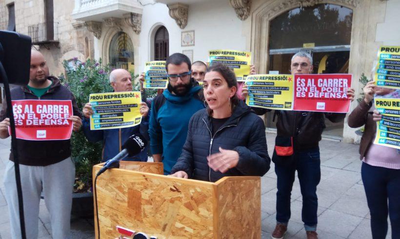 NOTÍCIA | Les regidores de la CUP de Vilafranca no participen en el Ple Ordinari Municipal davant l'excepcionalitat del moment