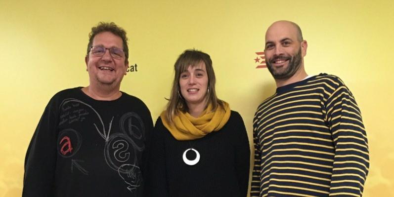 NOTÍCIA | Tres penedesencs escollits membres del Secretariat Nacional de la CUP