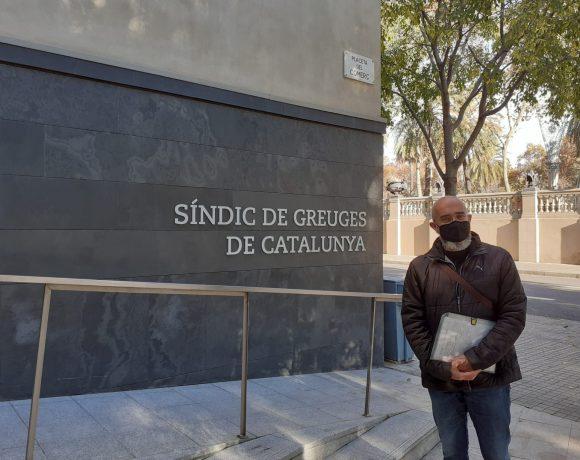 NOTÍCIA | EL SINDICAT DE LLOGATERES I LA CUP PORTEN L'AJUNTAMENT DE VILAFRANCA AL SÍNDIC DE GREUGES