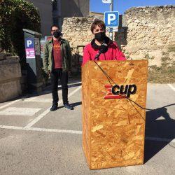 NOTÍCIA | La CUP de Vilafranca demana que es faci un estudi de viabilitat extern per a la municipalització de les zones blaves